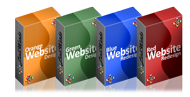 WebSite Design Redesign Packages s